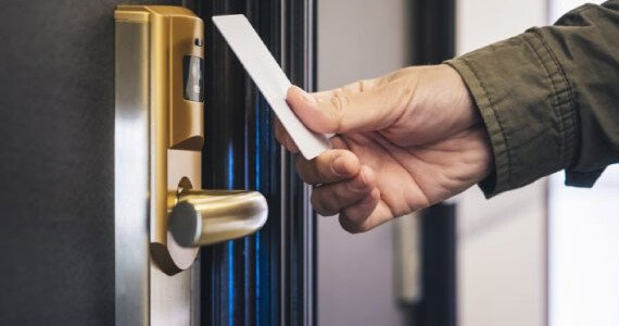 Commercial Building Lockout